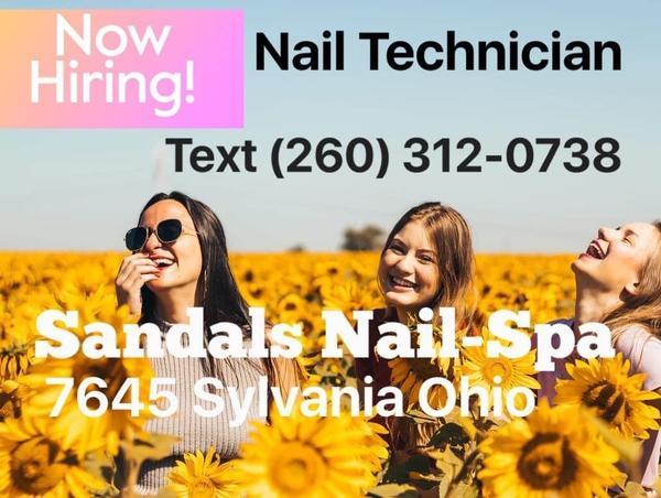 Sandals Nail Spa, LLC