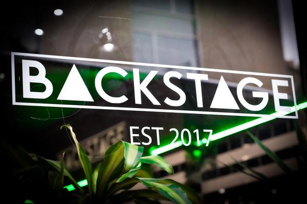 Backstage Barbers