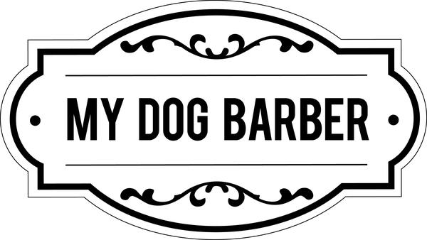 My Dog Barber (Low Fell)