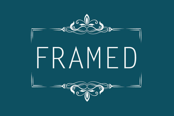 Framed Salon