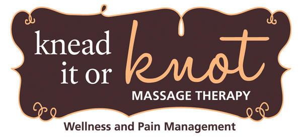 Knead it or Knot Massage